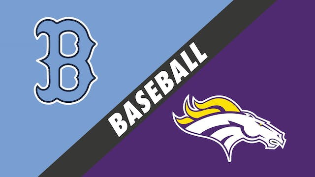 Baseball: Barbe vs Sam Houston