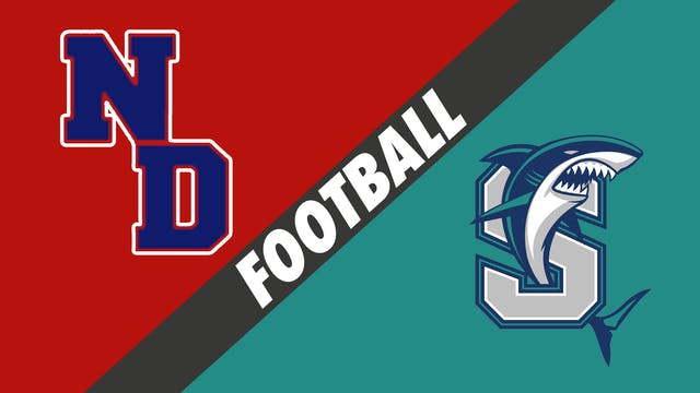 Football: Notre Dame vs Southside