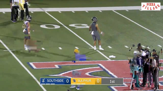 Football: Sulphur vs Southside - Part 2