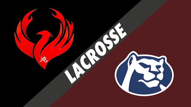 Lacrosse: North Shore Chaos vs St. Th...