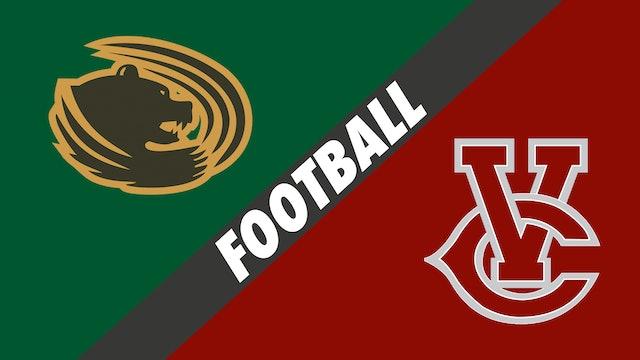 Football: Highland Baptist vs Vermilion Catholic