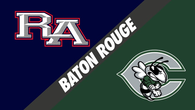 Baton Rouge: Riverside vs Catholic- Pointe Coupee