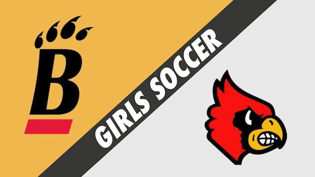 Girls Soccer: Brusly vs Sacred Heart