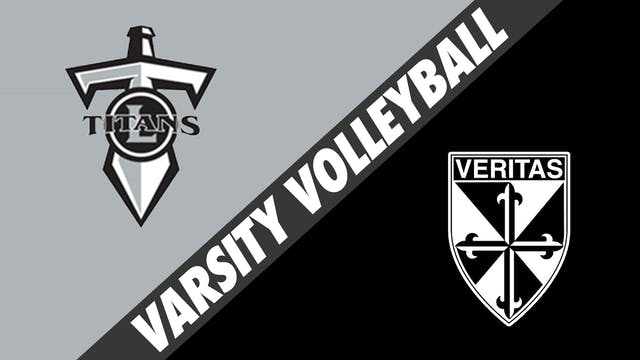 Varsity Volleyball: Lakeshore vs Domi...