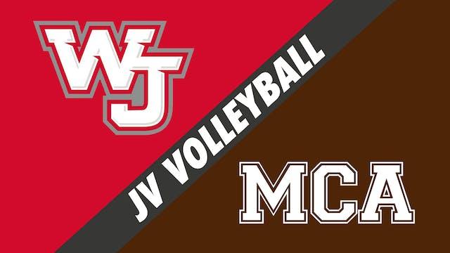 JV Varsity: West Jefferson vs Mount C...