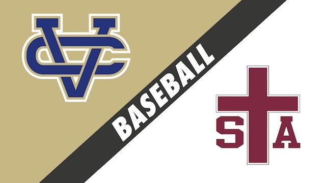 Baseball: Vandebilt Catholic vs St. Thomas Aquinas