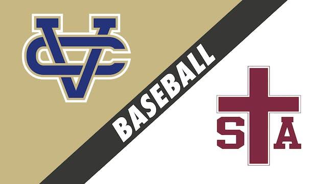 Baseball: Vandebilt Catholic vs St. T...