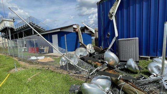 Hurricane Ida Update: August 31