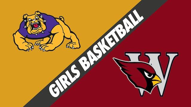Lutcher vs E.D. White- Girls Basketball