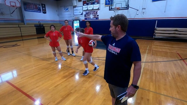 Teurlings Catholic helps volleyball community in Ida recovery