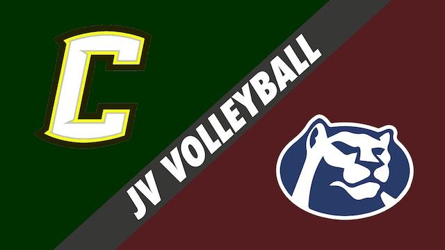 JV Volleyball: Cecilia vs St. Thomas More