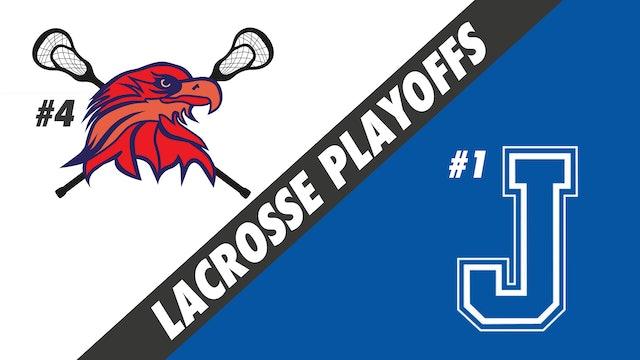 Lacrosse Semifinals Playoffs: Lower Alabama vs Jesuit