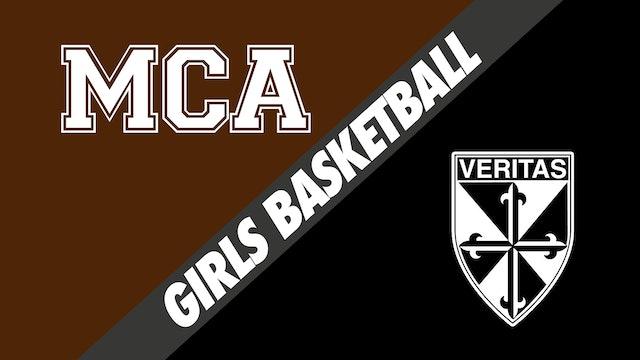 Girls Basketball: Mount Carmel vs Dominican