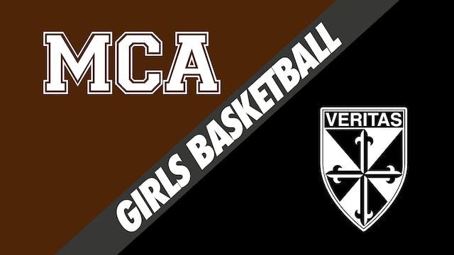 Girls Basketball: Mount Carmel vs Dom...