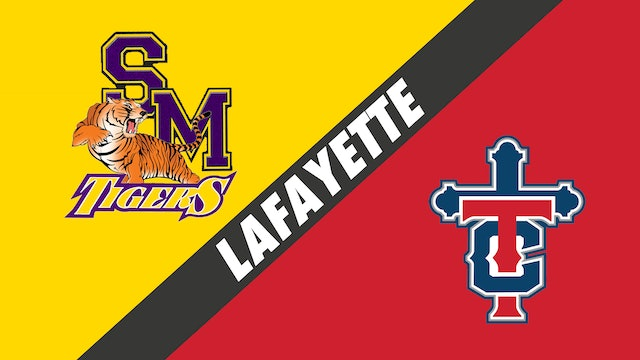 Lafayette: St. Martinville vs Teurlings Catholic