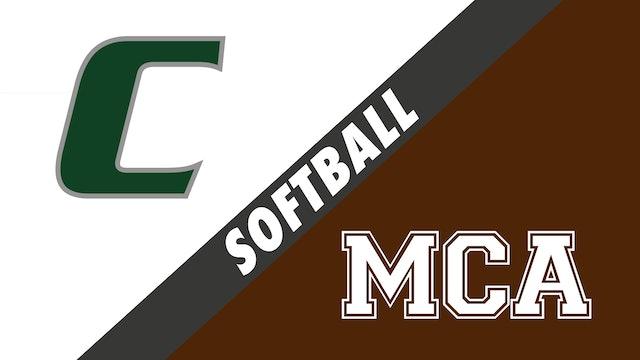 Softball: Chapelle vs Mt. Carmel