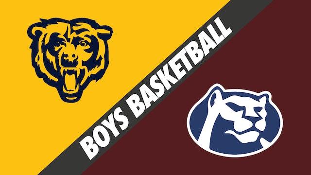 Boys Basketball: Carencro vs St. Thomas More - Part 2