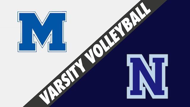 Varsity Volleyball: Mandeville vs Northshore