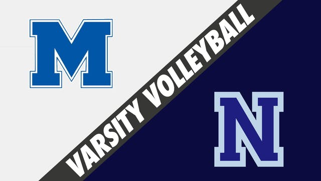 Varsity Volleyball: Mandeville vs Nor...
