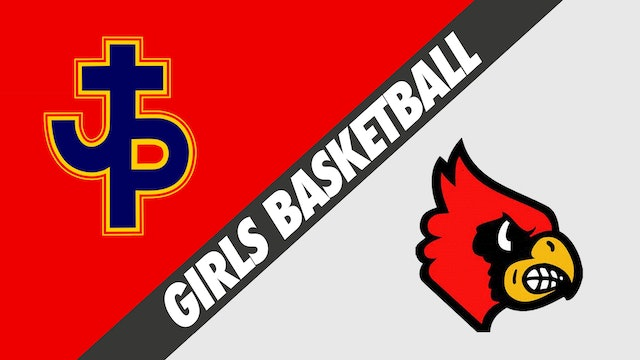 Girls Basketball: Pope John Paul vs Sacred Heart