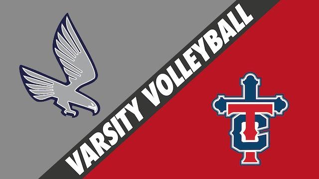 Varsity Volleyball: Episcopal of Acadiana vs Teurlings Catholic