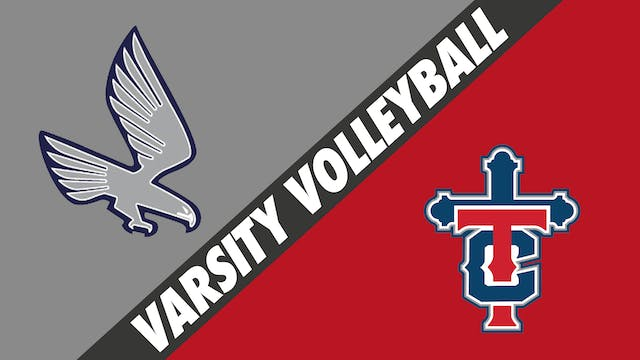 Varsity Volleyball: Episcopal of Acad...