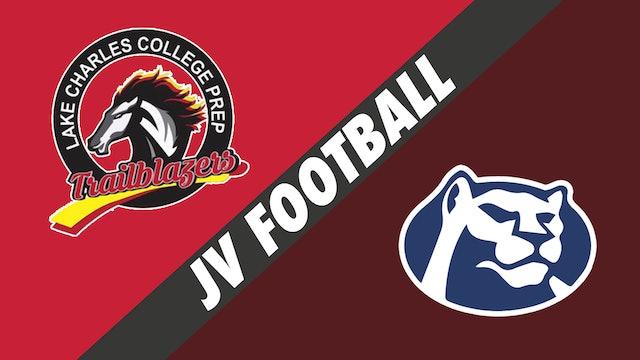JV Football: Lake Charles College Prep vs St. Thomas More