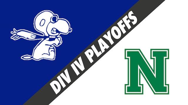 Div IV Volleyball Playoffs: Loyola Prep vs Newman