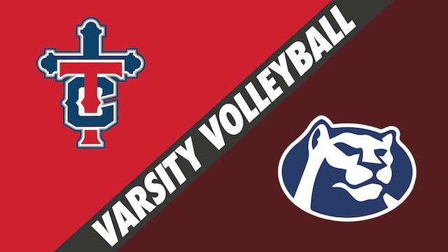 Varsity Volleyball: Teurlings Catholic vs St. Thomas More