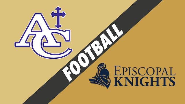 Football Jamboree: Ascension Catholic vs Episcopal of Baton Rouge