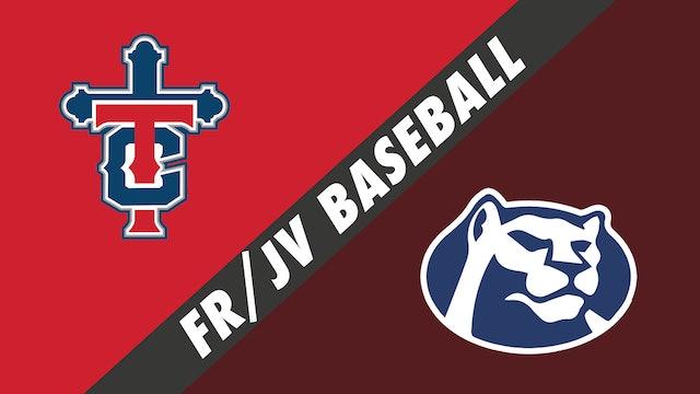 Freshman & JV Baseball Doubleheader: Teurlings Catholic vs St. Thomas More - Part 2