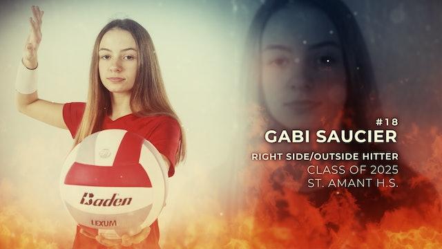 Ignite Introduction: Gabi Saucier