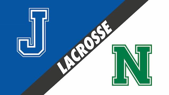 Lacrosse: Jesuit vs Newman