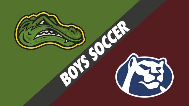 Boys Soccer: St. Amant vs St. Thomas More