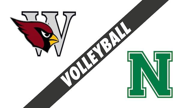 Volleyball: E.D. White vs Newman