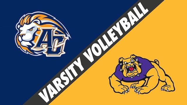 Varsity Volleyball: Ascension Christian vs Lutcher