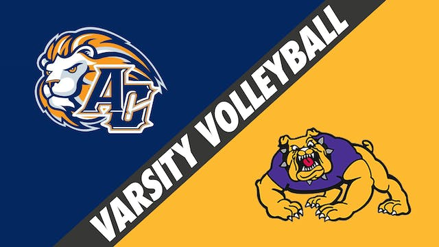 Varsity Volleyball: Ascension Christi...