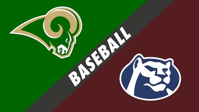 Baseball: Acadiana vs St. Thomas More