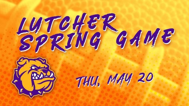 Lutcher Spring Football Game