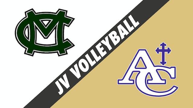 JV Volleyball: Morgan City vs Ascensi...