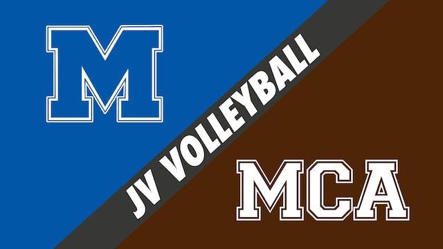 JV Volleyball: Mandeville vs Mount Ca...