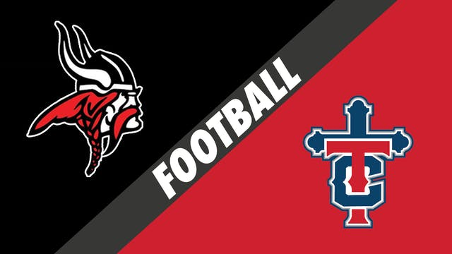 Football: Northside vs Teurlings Cath...