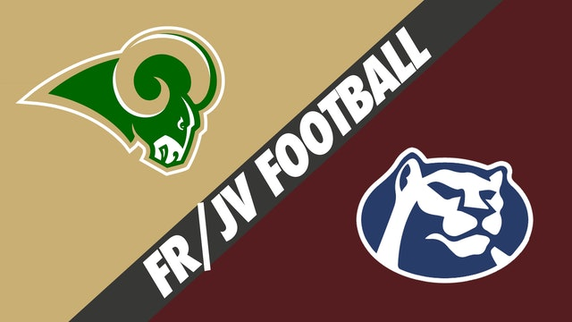 Freshman & JV Football: Acadiana vs St. Thomas More