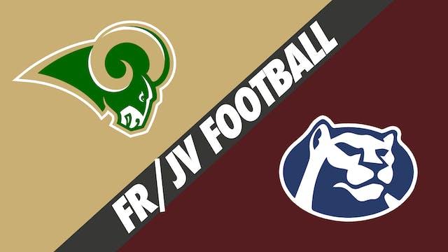 Freshman & JV Football: Acadiana vs S...