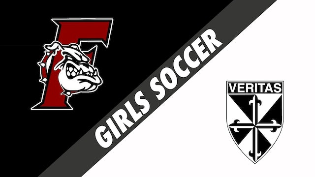 Girls Soccer: Fontainebleau vs Dominican