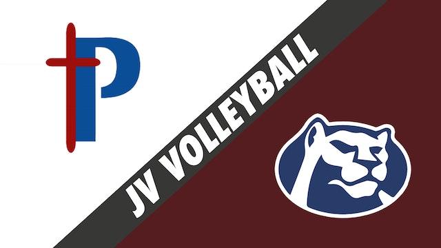 JV Volleyball: Parkview Baptist vs St. Thomas More