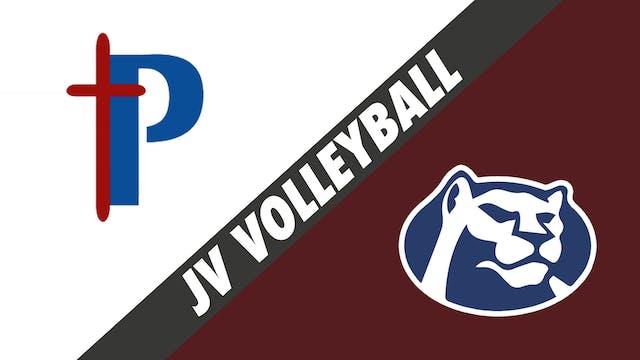 JV Volleyball: Parkview Baptist vs St...