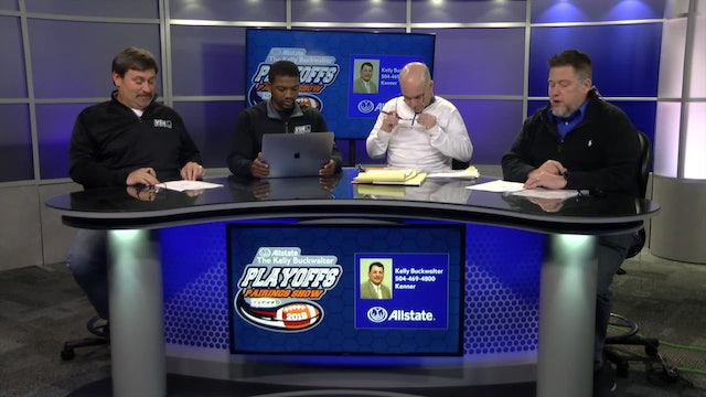 The 2019 Playoff Pairings Show