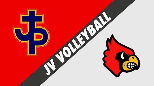 JV Volleyball: Pope John Paul vs Sacred Heart