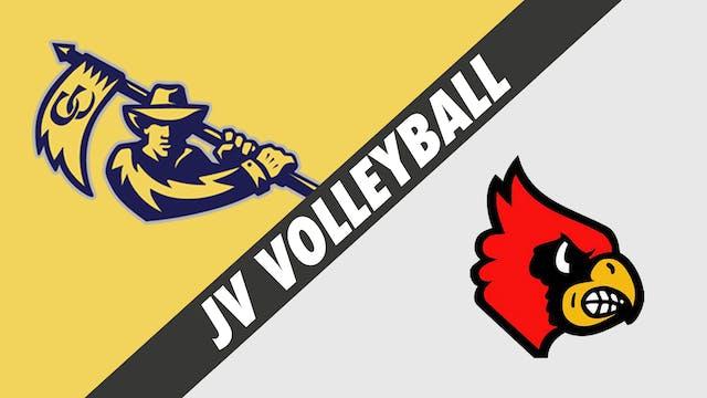 JV Volleyball: Crescent City vs Sacre...